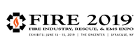 Fire Industry, Rescue, and EMS Expo 2019 logo